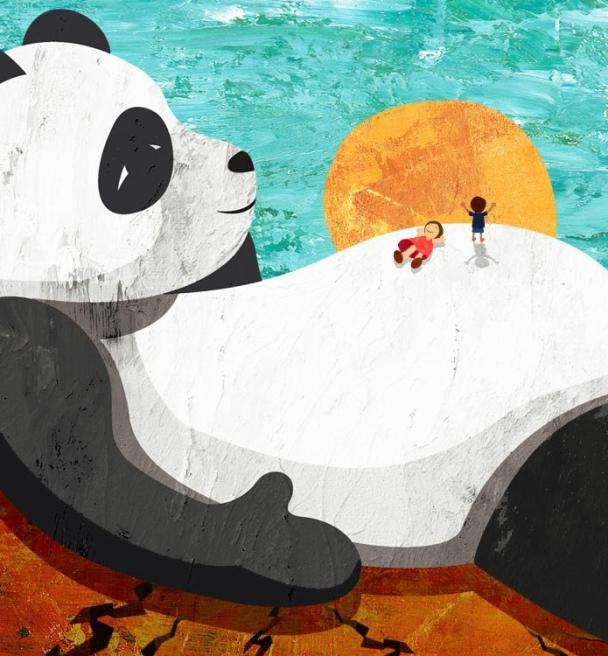 Shock Absorbing Panda