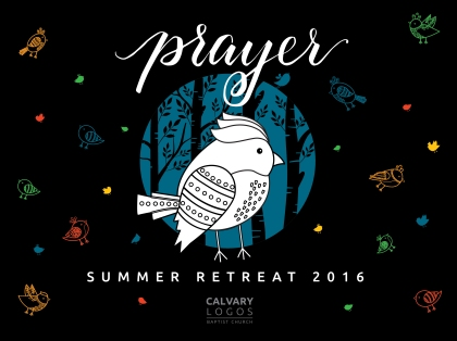 key visual for summer retreat